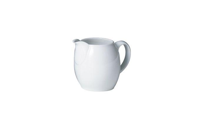 Denby White Milk Jug 1/2pt