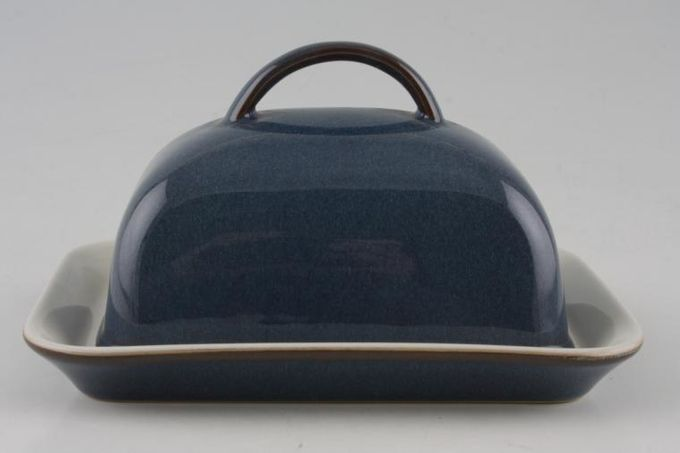 Denby Boston Butter Dish + Lid Handle on lid