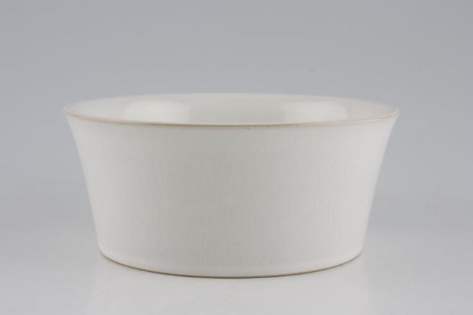 Denby Signature Oatmeal / Cereal / Soup straight sided 6""