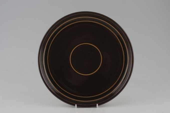 Denby Gourmet - Chocolate Brown Dinner Plate dinner 10""