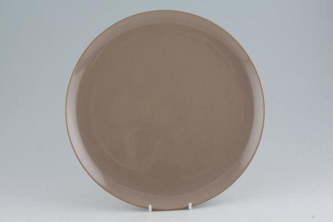 """Denby Light and Shade Dinner Plate Stone 11"""""""