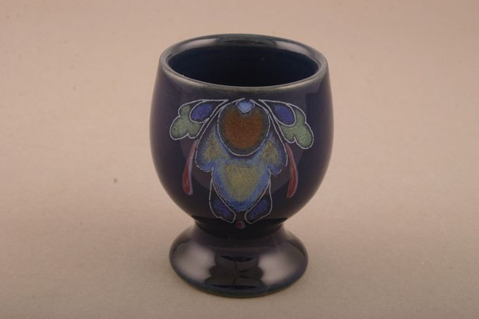 """Denby Baroque Egg Cup footed 1 7/8 x 2 1/2"""""""