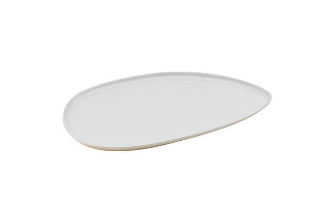 Denby China by Denby Platter Large- Irregular Shape 40cm