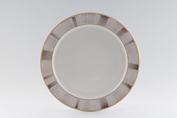 Denby Truffle Breakfast / Salad / Luncheon Plate Truffle Layers - Wide Rim 9 1/2""