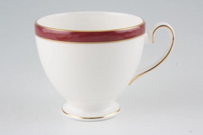 "Duchess Warwick - Red Teacup 3 1/4 x 3"""