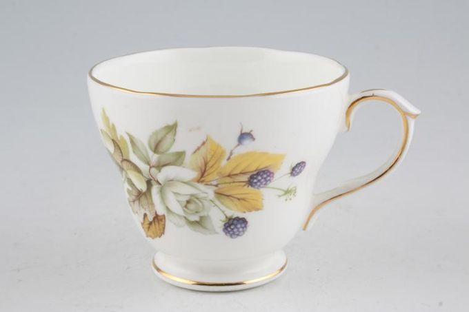 "Duchess Autumn Teacup 3 1/2 x 2 7/8"""
