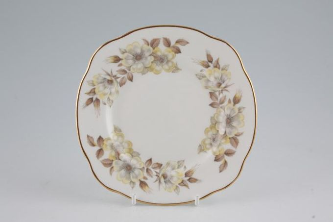 "Duchess Helena Tea / Side / Bread & Butter Plate Square 6 1/8"""