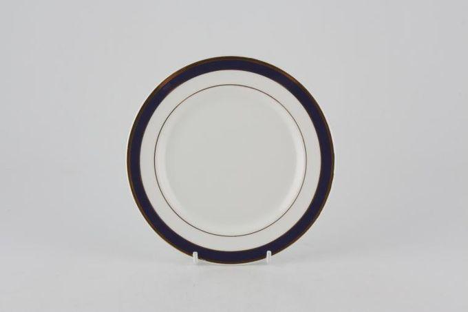 """Duchess Warwick - Blue Tea / Side Plate 6 1/4"""""""