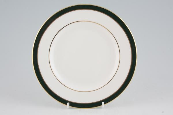 """Duchess Warwick - green Tea / Side / Bread & Butter Plate 6 1/2"""""""