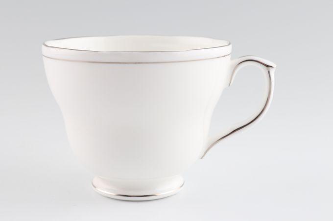 "Duchess Ascot - Platinum Breakfast Cup 3 7/8 x 3 1/4"""