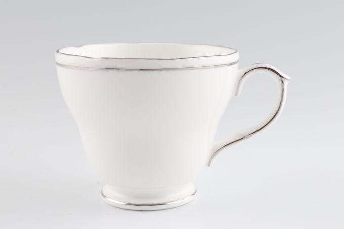 "Duchess Ascot - Platinum Teacup 3 1/4 x 2 3/4"""