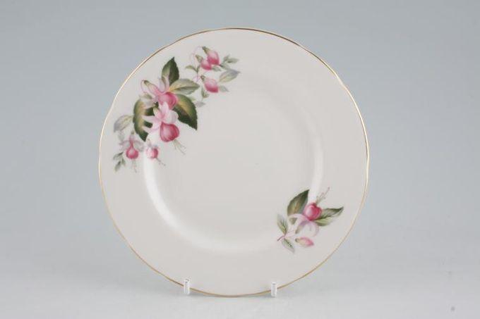 """Duchess Fuchsia Tea / Side Plate 6 5/8"""""""