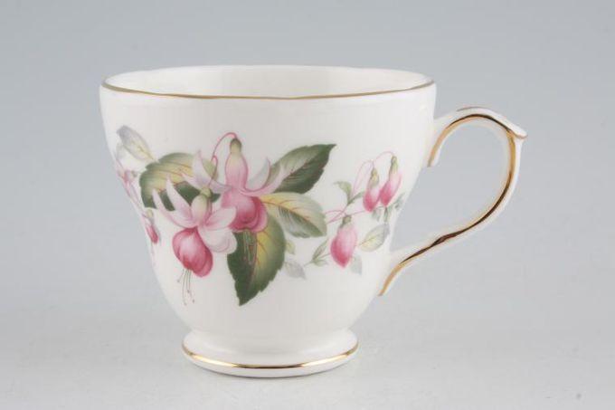 """Duchess Fuchsia Teacup 3 3/8 x 2 7/8"""""""