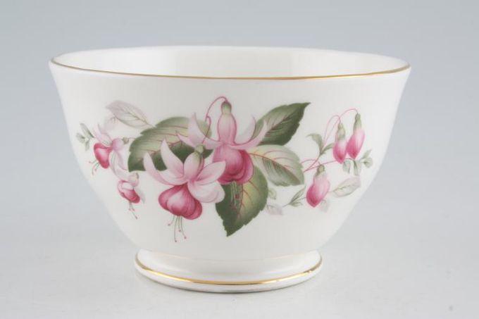 "Duchess Fuchsia Sugar Bowl - Open (Tea) 4 1/2"""