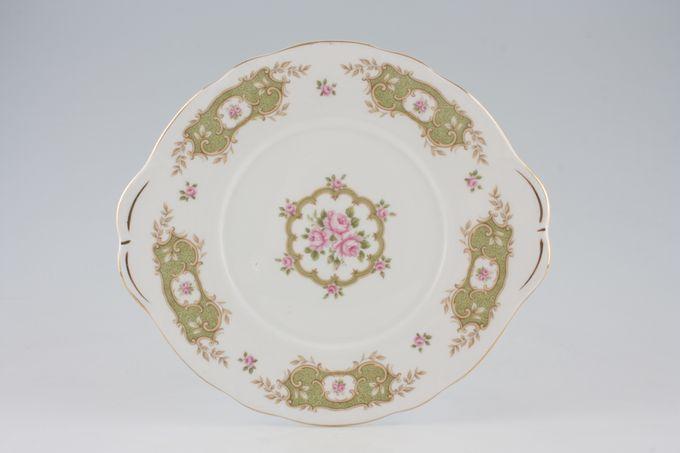 "Duchess Granville Cake Plate 10 1/4"""