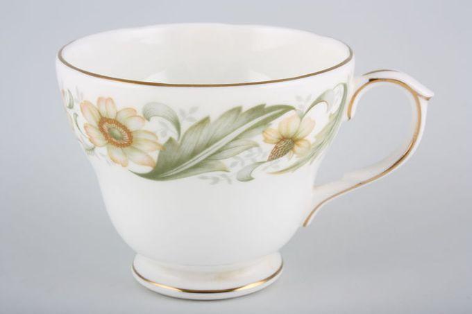 "Duchess Greensleeves Teacup 3 1/2 x 2 7/8"""