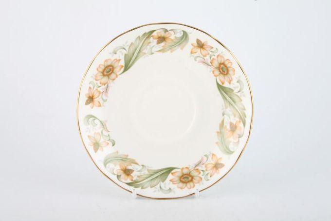 "Duchess Greensleeves Breakfast Saucer 6"""