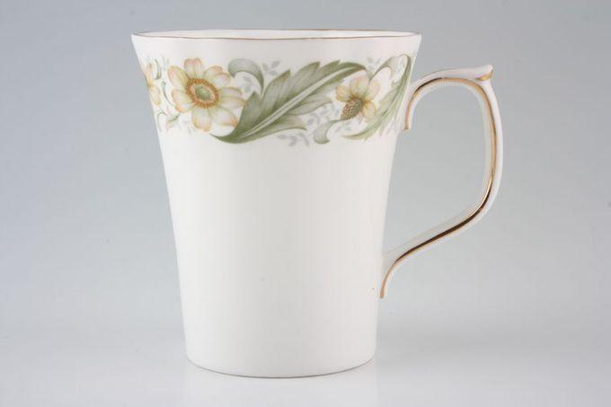 "Duchess Greensleeves Mug smooth sides 3 1/2 x 4"""