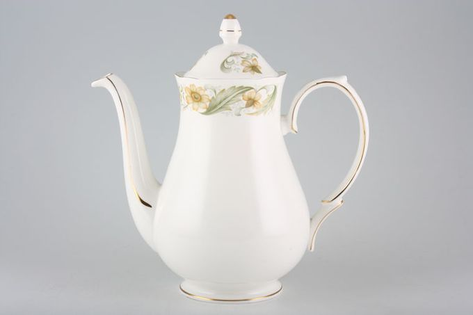 Duchess Greensleeves Coffee Pot 2 1/4pt