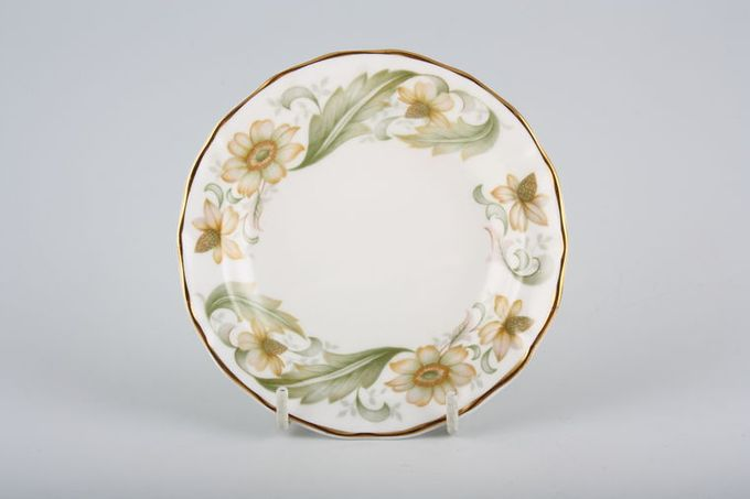 """Duchess Greensleeves Plate Biscuit plate/ Coaster 4 3/4"""""""