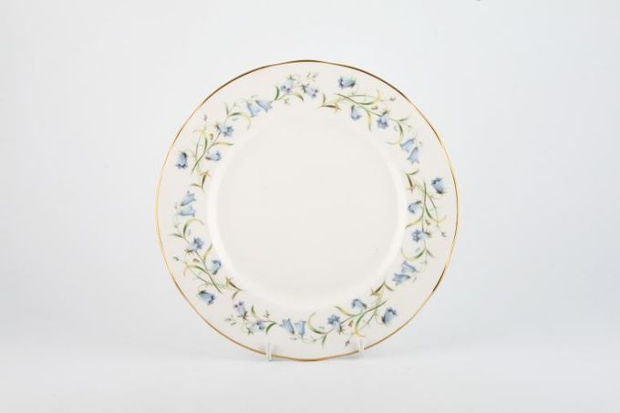 """Duchess Harebell Dessert / Salad Plate 8 1/4"""""""
