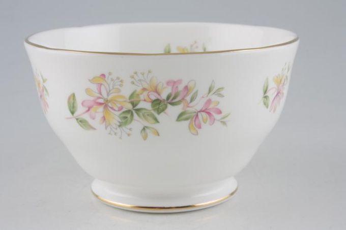 "Duchess Honeysuckle Sugar Bowl - Open (Tea) 4 1/2"""