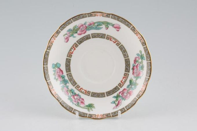 "Duchess Indian Tree Tea Saucer 5 1/2"""