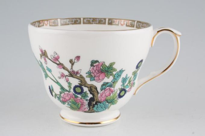"Duchess Indian Tree Breakfast Cup 3 7/8 x 3 1/8"""