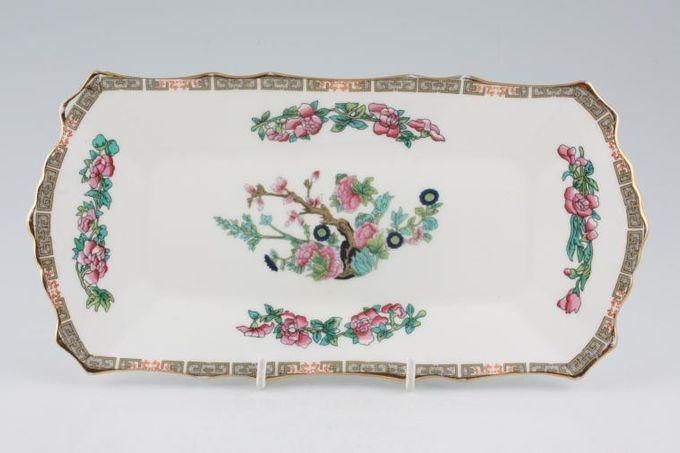 "Duchess Indian Tree Sandwich Tray 11 1/4"""