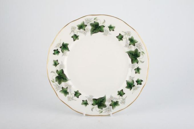 "Duchess Ivy Breakfast / Lunch Plate 9 1/2"""