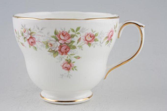 "Duchess June Bouquet Breakfast Cup 4 x 3 1/4"""