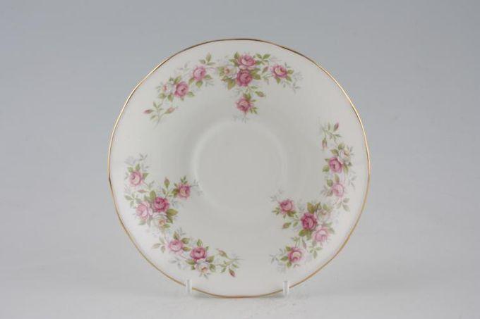 """Duchess June Bouquet Breakfast Saucer 6 1/8"""""""