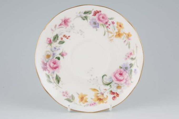 """Duchess Memories Tea Saucer 5 1/2"""""""