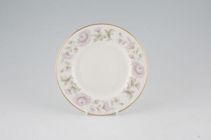 "Duchess Morning Mist Tea / Side Plate wavy edge 6 5/8"""