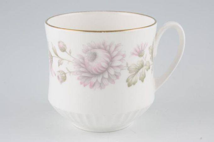 "Duchess Morning Mist Teacup Straight Edge - Ribbed Base 3 3/8 x 2 3/4"""