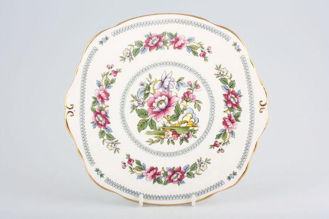 """Duchess Nanking Cake Plate 9 1/4"""""""