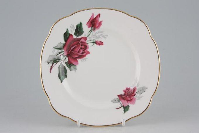 "Duchess Pandora Tea / Side Plate square 6"""