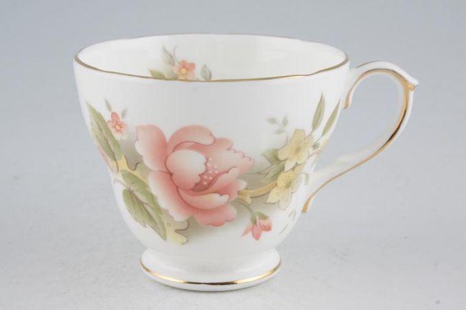 """Duchess Peach Rose Teacup 3 1/2 x 2 7/8"""""""