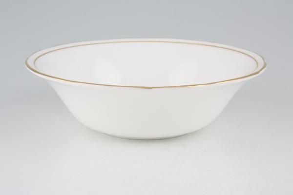 """Duchess Ascot - Gold Soup / Cereal Bowl 6 1/2"""""""