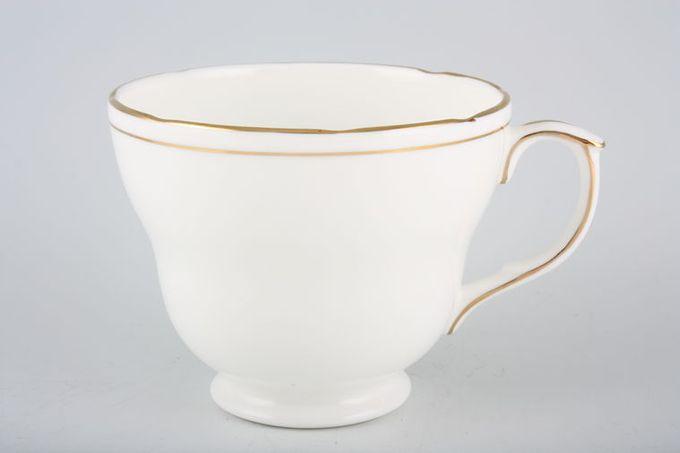 """Duchess Ascot - Gold Teacup 3 3/8 x 2 7/8"""""""