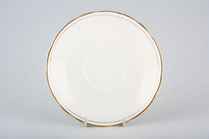 """Duchess Ascot - Gold Tea Saucer 5 5/8"""""""