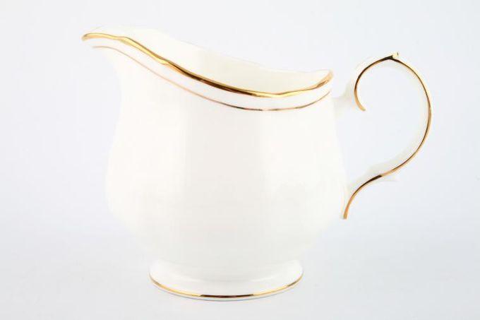 Duchess Ascot - Gold Milk Jug 1/2pt
