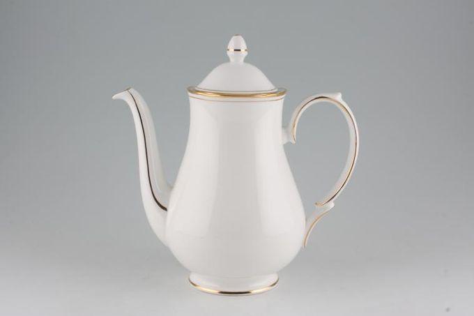 Duchess Ascot - Gold Coffee Pot 2 1/2pt