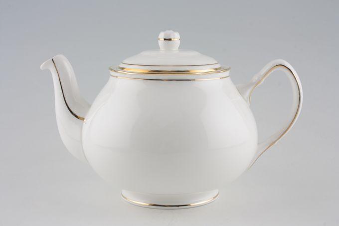 Duchess Ascot - Gold Teapot 2pt