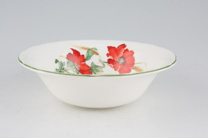"""Duchess Poppies Soup / Cereal Bowl 6 1/2"""""""