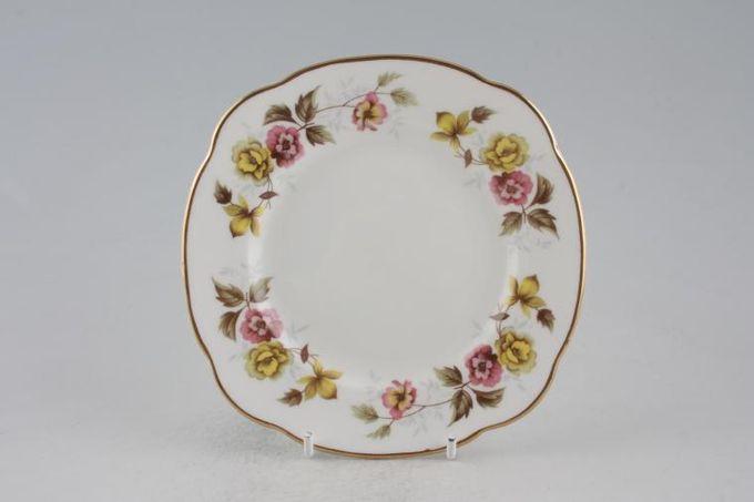 "Duchess Romance Tea / Side Plate square 6 1/4"""