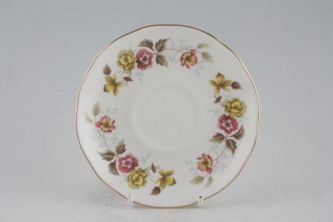 """Duchess Romance Tea Saucer 5 1/2"""""""