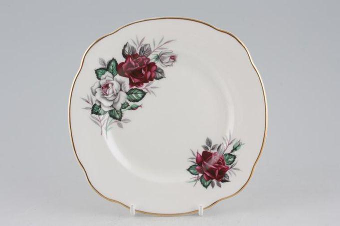 "Duchess Symphony Tea / Side Plate square 6"""