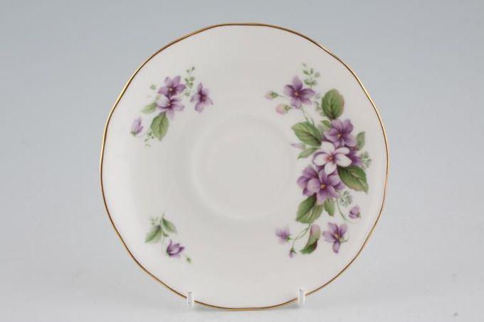 """Duchess Tivoli Tea Saucer 5 5/8"""""""