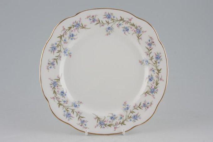 "Duchess Tranquility Starter / Salad / Dessert Plate Square 7 3/4"""